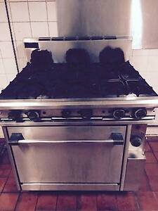 FREE Cooking stove Crows Nest North Sydney Area Preview