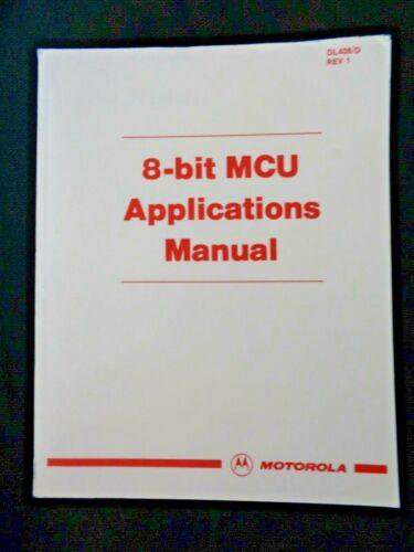 1992 Motorola 8-Bit MCU Microprocessors Programmer