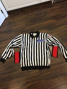 Referee jersey and pants