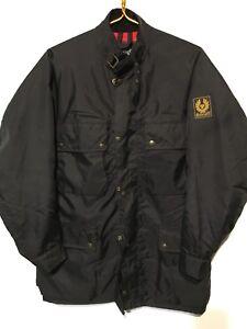 Belstaff Trialmaster TRIALMASTER XL500 Men's Black Jacket Coat size M