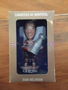 Bubble Head Jean Beliveau