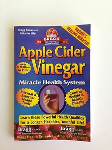 Apple Cider Vinegar Miracle Health System Book Signed by Author Waterloo Inner Sydney Preview