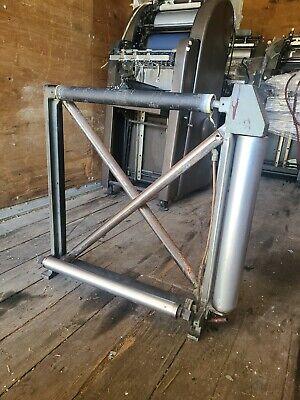 Didde Web Press Turn Over Bar For Model 175