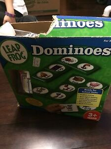 Leap Frog Dominoes- complete
