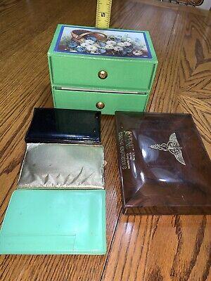 Vintage Office Supplies Lot Desk Accessories