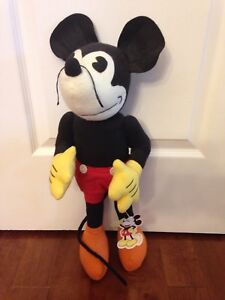 Retro Collection Mickey Mouse
