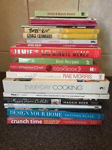 Stack Of Coffee Table47cook Books Book Stand