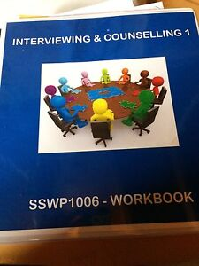 Social service worker text books