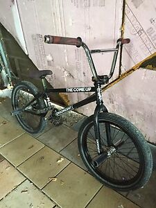 BMX Bike all custom parts