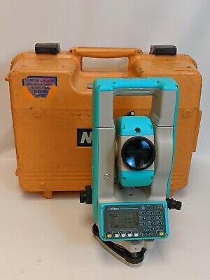Nikon Dtm-522 Total Station W Case Read Description