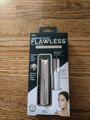 Finishing Touch Flawless Women's Painless Facial Hair Remove