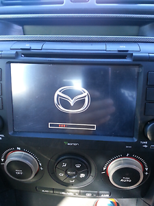 MAZDA 3 EONON TOUCH SCREEN HEAD UNIT Punchbowl Canterbury Area Preview