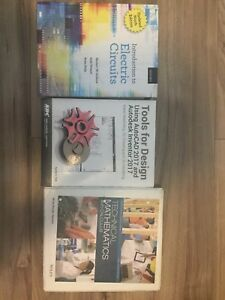 Fleming College Electrical Engineering Books