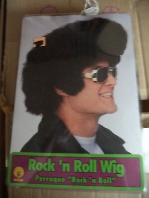 Halloween Wigs: Rock N Roll, Princess, Gothic Punk, or Witch by Rubies Costumes - Rubies Halloween Wigs