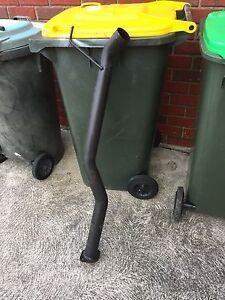 Rg colorado muffler delete pipe. Invermay Park Ballarat City Preview