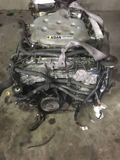 Nissan Skyline V35 VQ25DE engine FOR SALE
