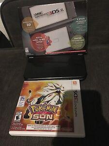 New Nintendo 3DS and Pokemon Sun