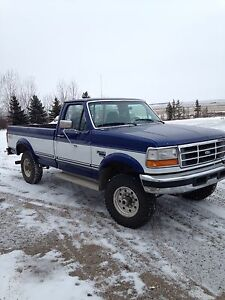 1997 Ford F-250 regular cab for sale