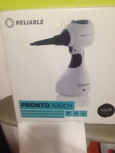 Brand new in box reliable portable steam mop