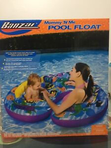 Inflatable float for pool