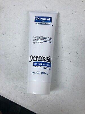 Dermasil Dry Skin Treatment Original Lotion 8 Fl. Oz. Exp. 2023 Dry Skin Lotion