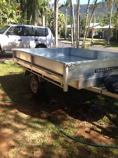 Flat deck trailer  Bentley Park Cairns City Preview