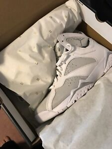 Jordan 7's Pure Money 10.5