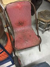 Vintage Sebel Chair Hamilton Newcastle Area Preview