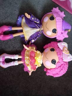 LA LA loopsy dolls