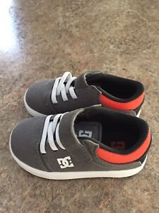 DC Sneakers,  Boy's Toddler Size 7