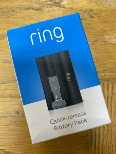 Ring 2 Video Door Bell Rechargeable Battery Pack Quick Release NEW SEALED