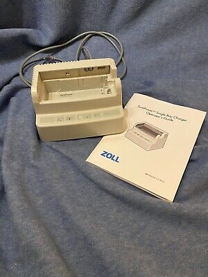 Zoll Surepower Single Bay Charger