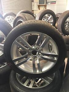 Holden Commodore SV6 Wheels Rims Dandenong Greater Dandenong Preview