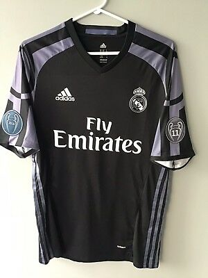 8e98d99be LUKA MODRIC REAL MADRID CHAMPIONS LEAGUE JERSEY