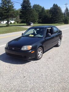 2006 Hyundai Accent Coupe  90000km