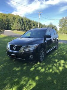 2015 Nissan Pathfinder SL loaded