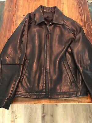 Golden Bear Premier Leather Jacket - New