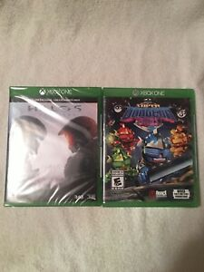 Sealed Xbox One games