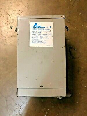 Acme Electrical Corporation T2-53014-s General Purpose Transformer