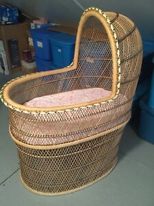 Wicker Bsssinet