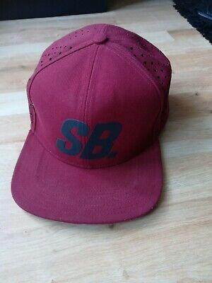Nike SB Trucker Cap Burgundy