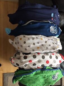 Sleepers for boys size up to 3 months
