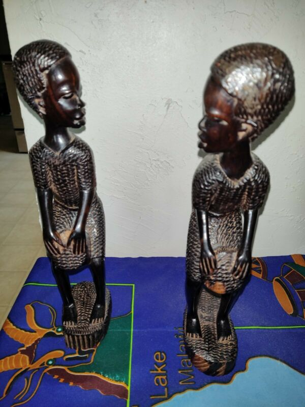 Handcarved woodwork From Malawi Africa