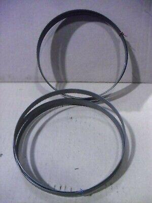 Two 64-12 X 14 X .035 X 10-14 Tpi Bi-metal Bandsaw Blades