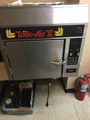 Trak-air V Hd Commercial Counter-top Digital Electric Forced Air Food System