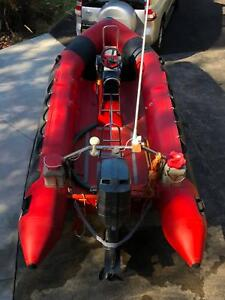 Boat - Inflatable boat 5mtr