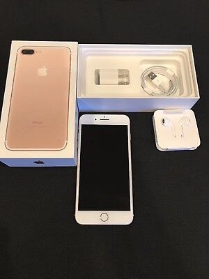 Apple iPhone 7 Plus - 128GB - Gold (AT&T) Smartphone Unlocked