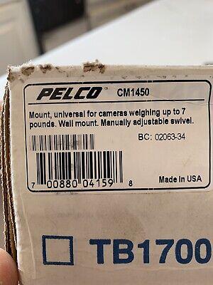 Pelco Cm1450 Cctv Camera Swivel Mount