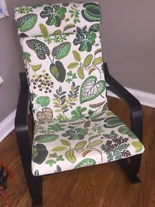 Ikea Rocking chair only (no cushion )