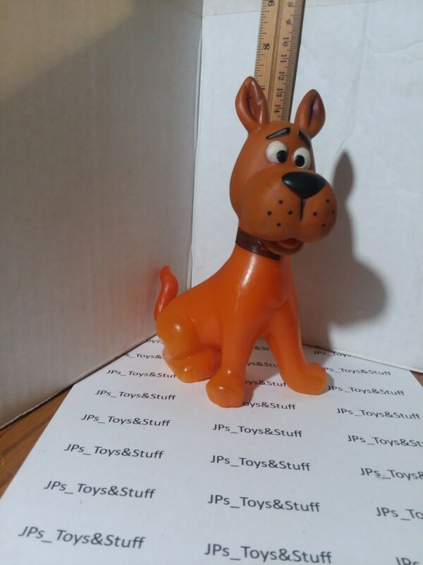 Vintage 1970 Hanna Barbrea Scooby Doo Figure